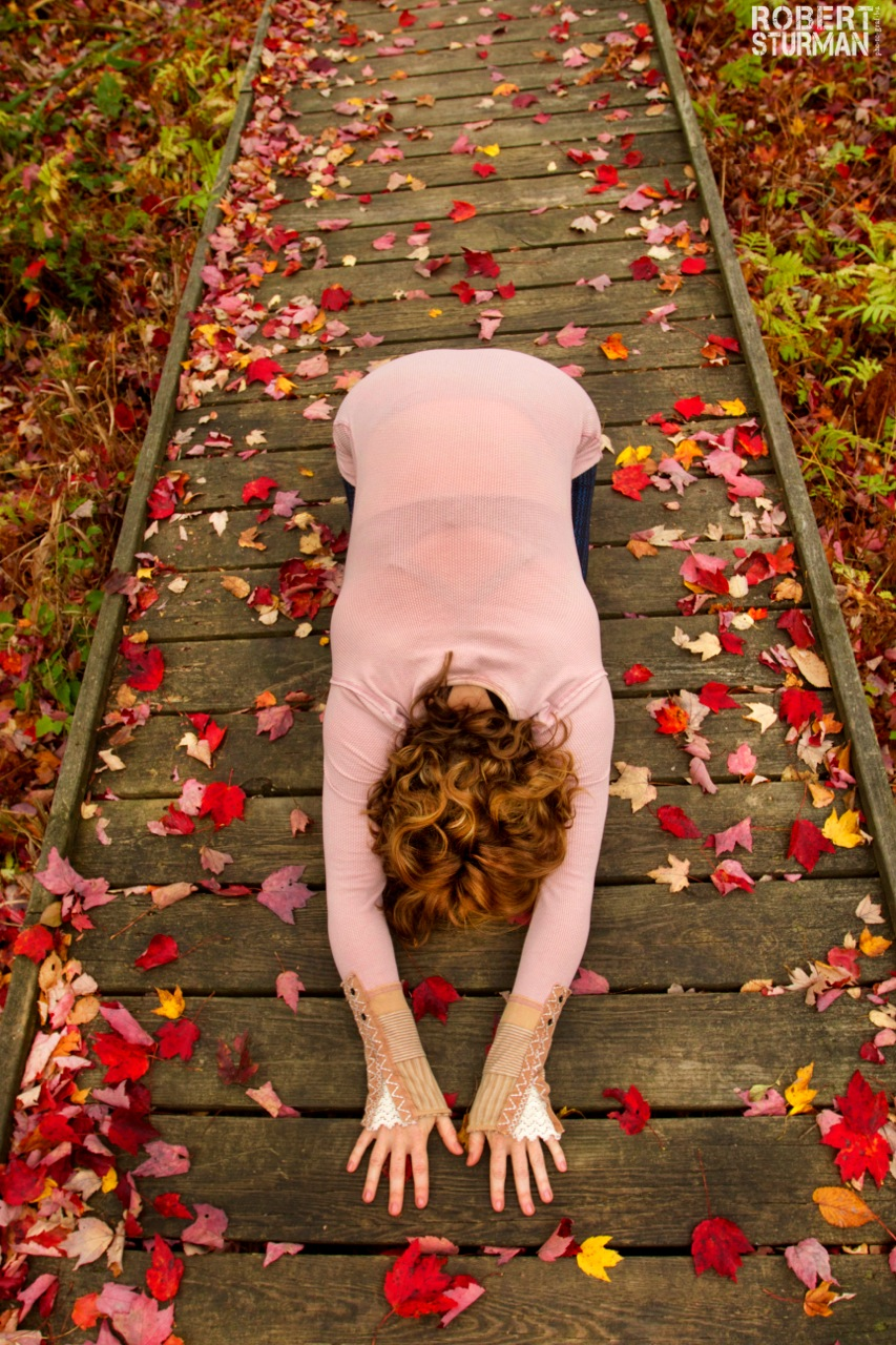Yoga, Child's Pose, Ananda Balasana