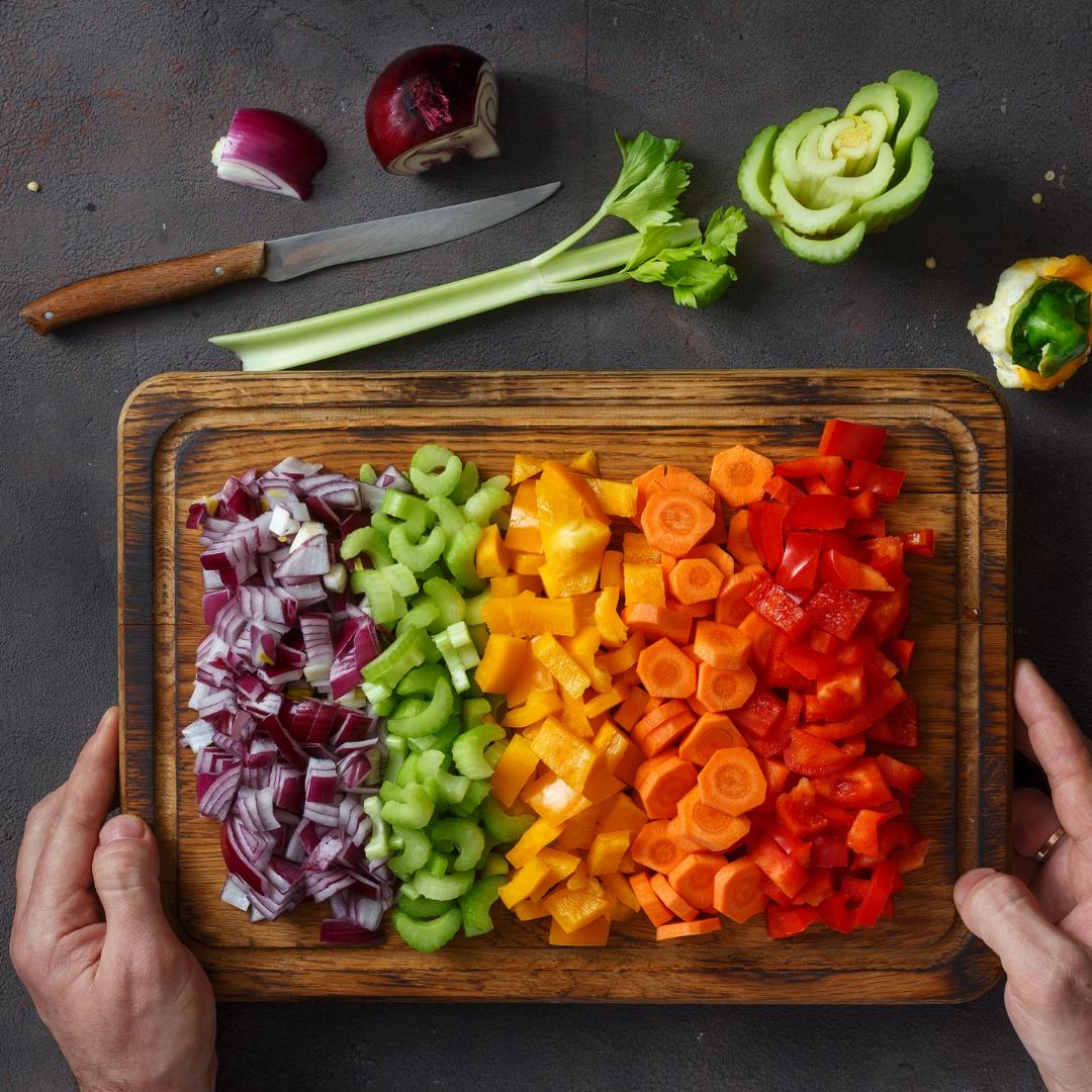 Ayurvedic Recipe Sautéed Vegetables